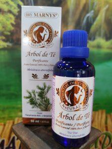 Aceite Esencial Arbol de Té 50 ml.