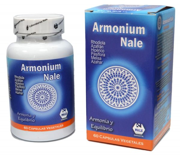 Armonium Nale 60 capsulas