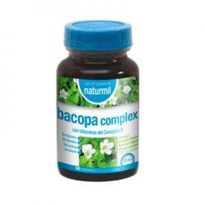 Bacopa Complex 60 comprimidos Naturmil.