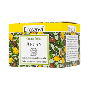 Crema facial Argán bio 50ml.
