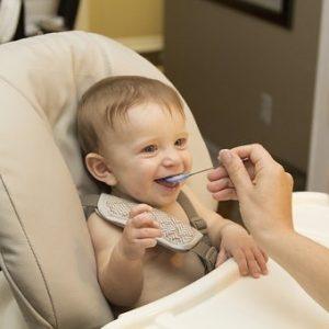 Alimentación y cuidados del bebe