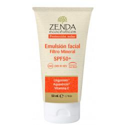 Emulsion Facial Zenda SPF50+ 50ML