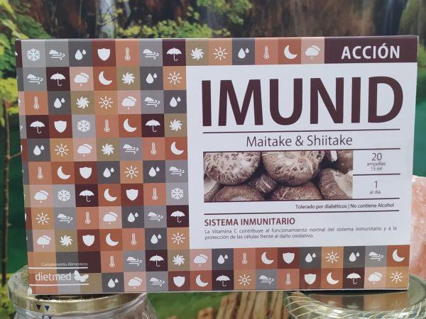 Imunid 20 amp.