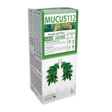 Mucus 112 Tos Productiva y Seca 150 ml.