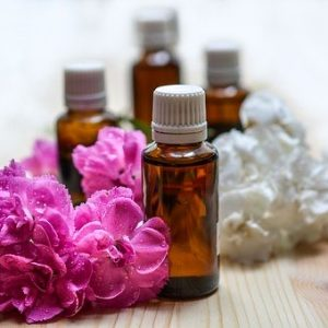 Aceites esenciales, humidificador, aromaterapia