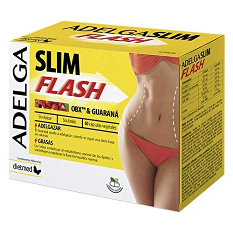 adelga slim flash 60 capsulas