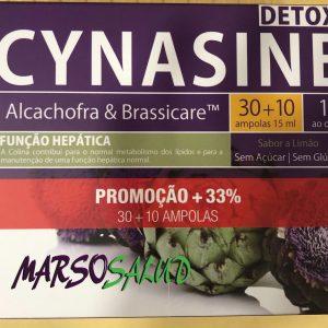 Alcachofa, brasicare 30+10 ampollas