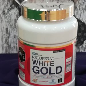 recuperador white gold frambuesa 908g