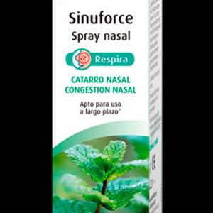 Spray alivio catarro y congestión nasal. Sinoforce 20ml